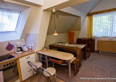 Essecke grosse Wohnung